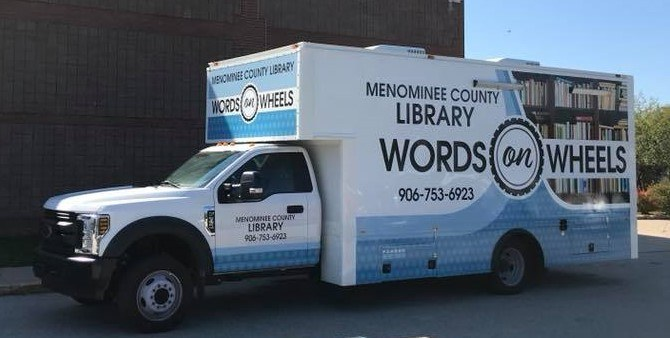 Menominee County Bookmobile